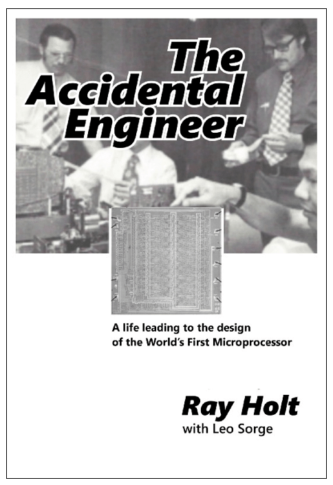 Ray Holt First Microprocessor