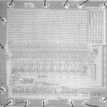 First Microprocessor Read Only Memory ROM