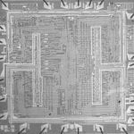 First Microprocessor Steering Chip