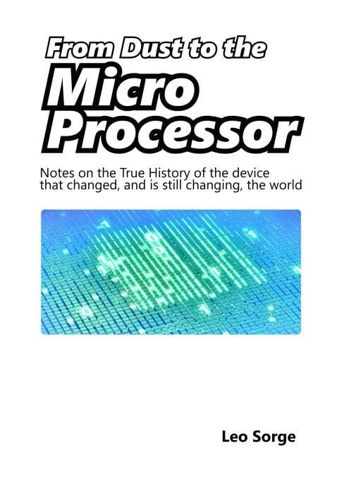 First Microprocessor Dust to Microprocessor to Holt CADC